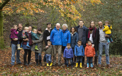 Family Shoot – Sunnyhurst Woods, Darwen – Autumn 2019